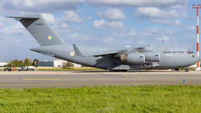 CB-8002 - Boeing C-17A Globemaster III - India - Air Force