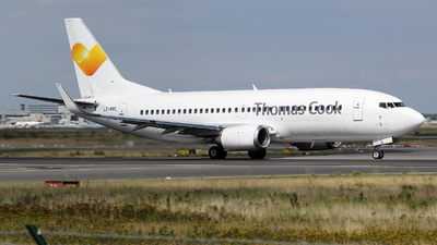 LZ-BVL - Boeing 737-33S - Thomas Cook Airlines