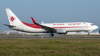 7T-VJJ - Boeing 737-8D6(BCF) - Air Algérie