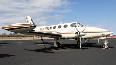 A picture of N2676B - Cessna 340A - [340A0762] - © Roger M