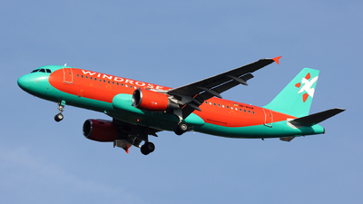UR-WRW - Airbus A320-214 - Windrose Airlines