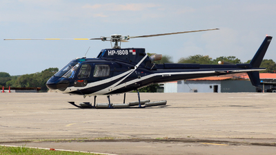 HP-1808 - Eurocopter AS 350B3 Ecureuil - Private