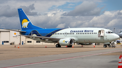 C-GCNK - Boeing 737-36Q - Canadian North