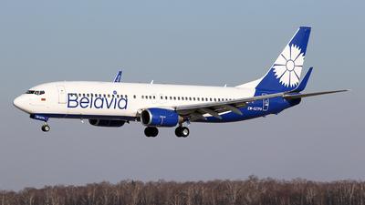 A picture of EW527PA - Boeing 73782R - Belavia - © BizavMen