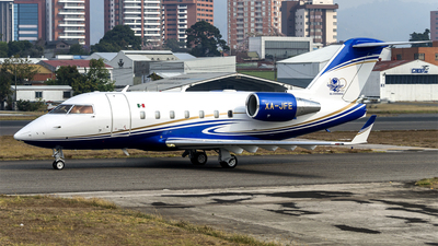 XA-JFE - Bombardier CL-600-2B16 Challenger 604 - Untitled
