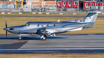 SE-MIX - Pilatus PC-12/47E - Private