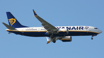 A picture of EIHGT - Boeing 737 MAX 8200 - Ryanair - © paulo carvalho