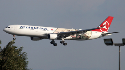 TC-JOG - Airbus A330-303 - Turkish Airlines