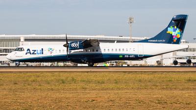 PR-AKL - ATR 72-212A(600) - Azul Linhas Aéreas Brasileiras