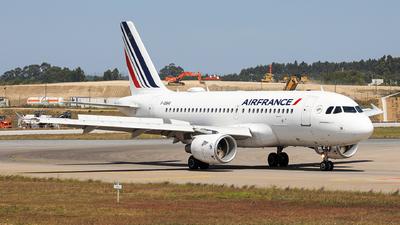 A picture of FGRHV - Airbus A319111 - Air France - © Goncalo Guimaraes