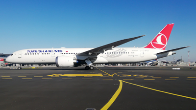 A picture of TCLLJ - Boeing 7879 Dreamliner - Turkish Airlines - © Deniz Can Biroglu