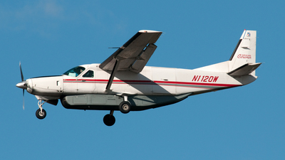 A picture of N1120W - Cessna 208B Super Cargomaster - Martinaire - © Nick Michaud