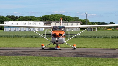 G-COCO - Reims-Cessna F172M Skyhawk - Private