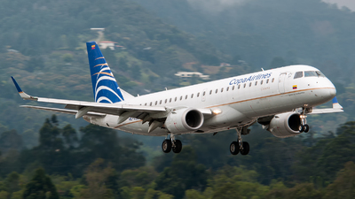 HK-4505 - Embraer 190-100LR - Copa Airlines Colombia
