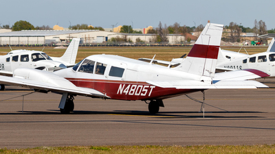N4805T - Piper PA-34-200 Seneca - Private