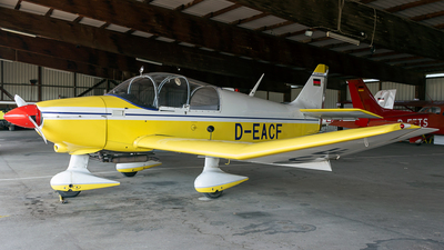 D-EACF - Robin DR300/180R - Private