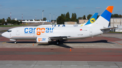 LZ-CGP - Boeing 737-35B(SF) - Cargoair