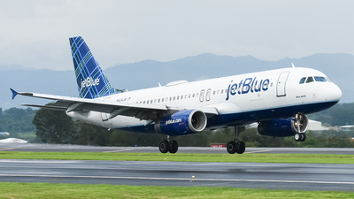 N524JB - Airbus A320-232 - jetBlue Airways
