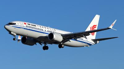 B-1397 - Boeing 737-8 MAX - Air China