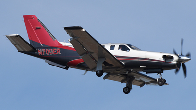 N700ER - Socata TBM-700 - Private