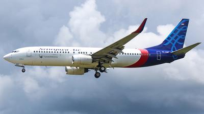 PK-CMT - Boeing 737-86N - Sriwijaya Air