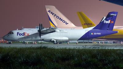 EI-FXG - ATR 72-202(F) - FedEx Feeder (ASL Airlines)