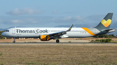 G-TCDF - Airbus A321-211 - Thomas Cook Airlines