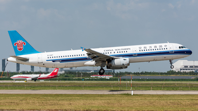 B-2417 - Airbus A321-231 - China Southern Airlines