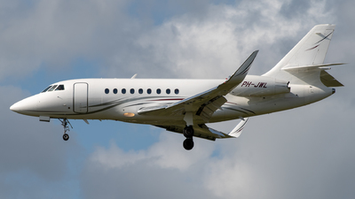 PH-JWL - Dassault Falcon 2000LX - Private