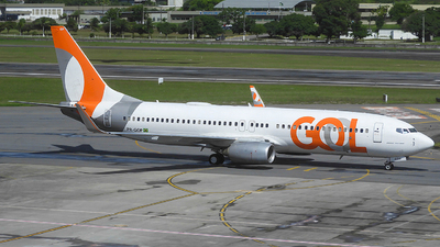PR-GOP - Boeing 737-8BK - GOL Linhas Aéreas