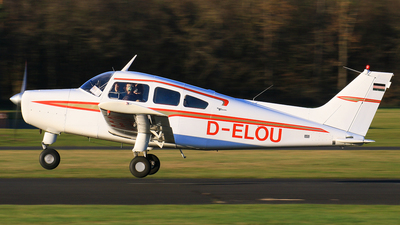 D-ELOU - Beechcraft A23 Musketeer - Private