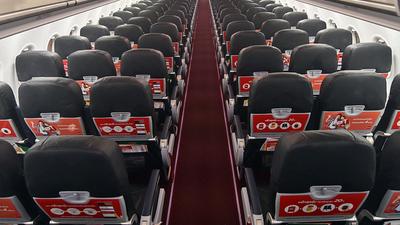 HS-CBC - Airbus A320-251N - Thai AirAsia