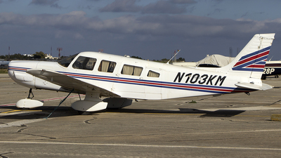 N103KM - Piper PA-32-301 Saratoga - Private