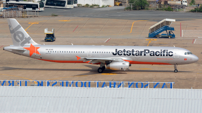 VN-A345 - Airbus A321-231 - Jetstar Pacific Airlines