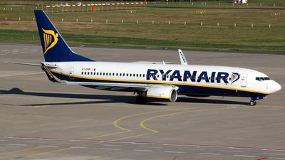 EI-EBM - Boeing 737-8AS - Ryanair