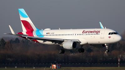 D-AEWF - Airbus A320-214 - Eurowings