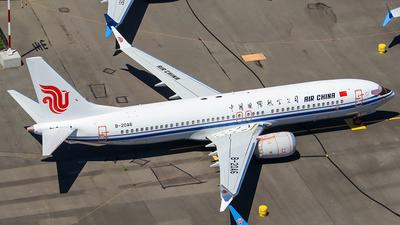 B-20A6 - Boeing 737-8 MAX - Air China