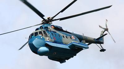 1008 - Mil Mi-14PL Haze - Poland - Navy
