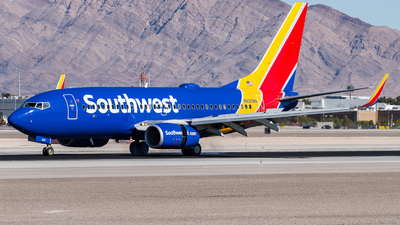 N930WN - Boeing 737-7H4 - Southwest Airlines