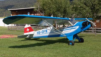 A picture of HBOFW - Piper J3C65 Cub - [12273] - © Alex