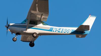 N5490B - Cessna 152 - Private