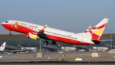 B-5409 - Boeing 737-808 - Lucky Air