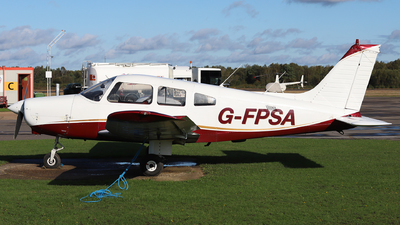 G-FPSA - Piper PA-28-161 Warrior II - Private