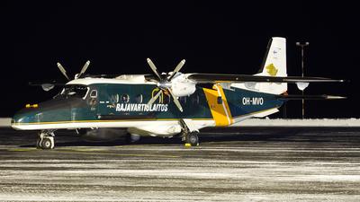 OH-MVO - Dornier Do-228-212 - Finland - Frontier Guard