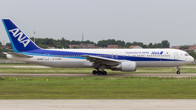 JA612A - Boeing 767-381(ER) - All Nippon Airways (ANA)