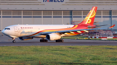 A picture of BLNV - Airbus A330243F - Hong Kong Air Cargo - © Ethan Tang