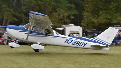 N738UY - Cessna 172N Skyhawk - Private
