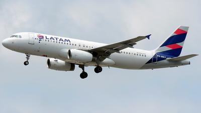 PR-MBX - Airbus A320-232 - LATAM Airlines