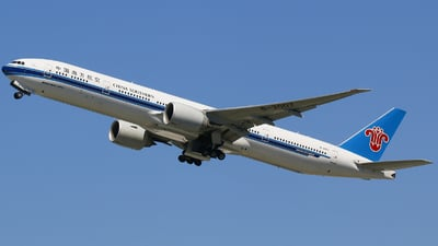 B-2007 - Boeing 777-31B(ER) - China Southern Airlines