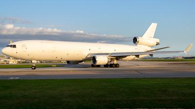 N415JN - McDonnell Douglas MD-11(F) - Western Global Airlines